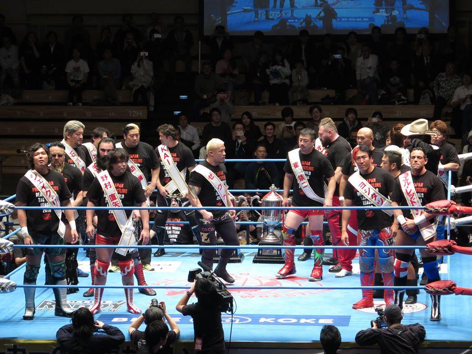 "AJPW: ""Real World Tag League 2019"" Comienza la batalla 2"