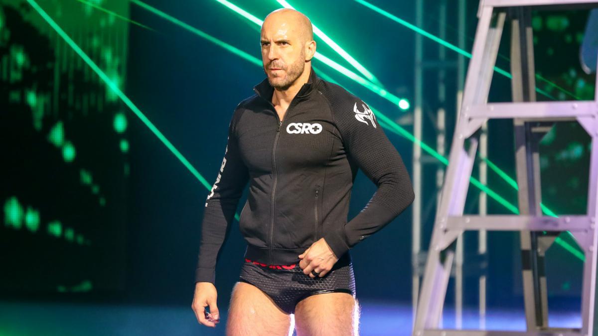 Corey Graves pense que Cesaro pourrait être un nouveau Bruno Sammartino