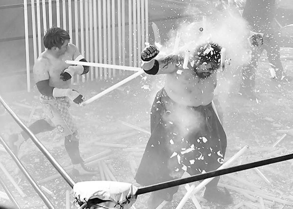 """BJW: """"Crisis Survivor Vol. 2"""" Sakuda defeats Kobayashi 1"""