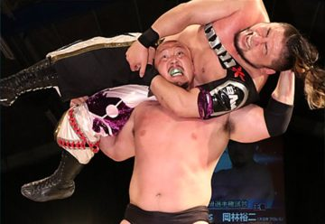 """2AW: """"Grand Slam in Samurai TV"""" Yuji Okabayashi sigue reinando 2"""