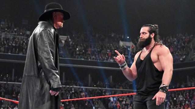 The Undertaker en Super ShowDown 2019