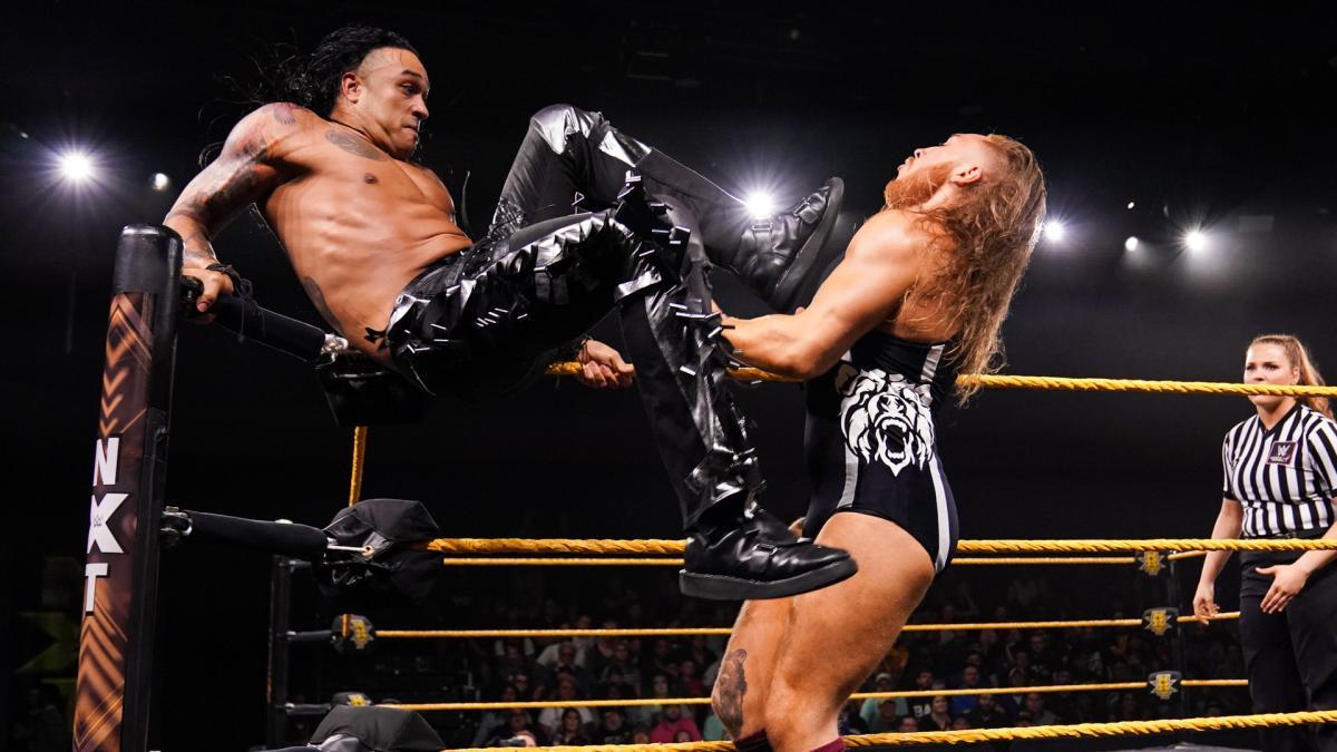 Damian Priest cuenta sobre su evolución - WWE
