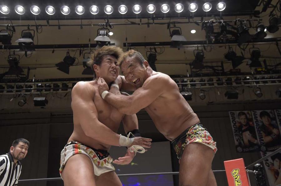 """DDT: """"Judgement 2020"""" Daisuke Sasaki es campeón, Masato Tanaka retiene 3"""