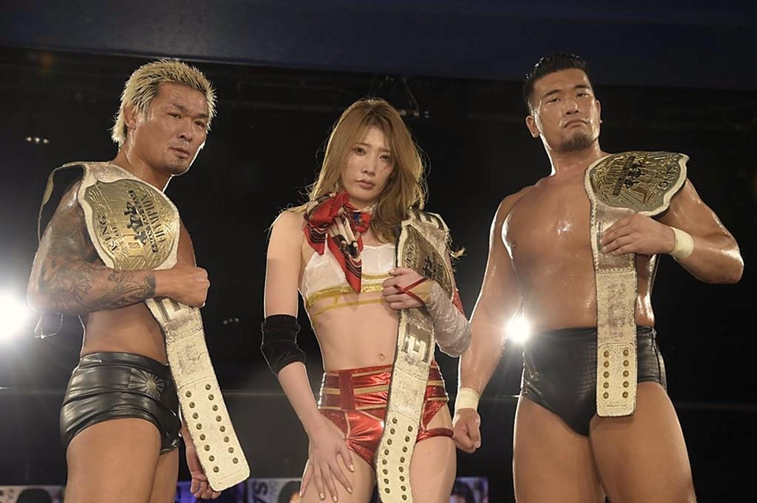 """DDT: """"DDT TV Show! # 7"""" New monarchs of thirds 5"""