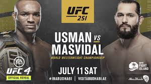 Reactions to Kamaru Usman's victory over Jorge Masvidal at UFC 251 3