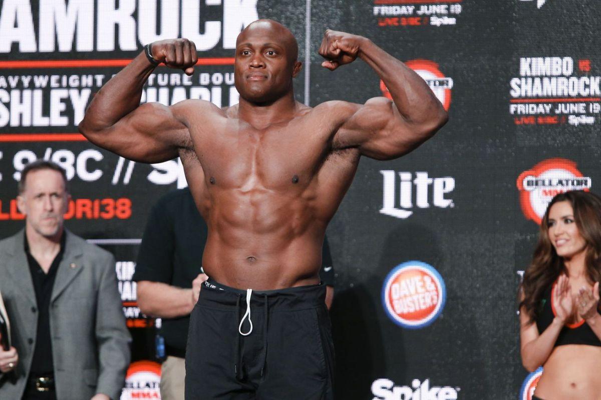 Bobby Lashley volverá a las MMA