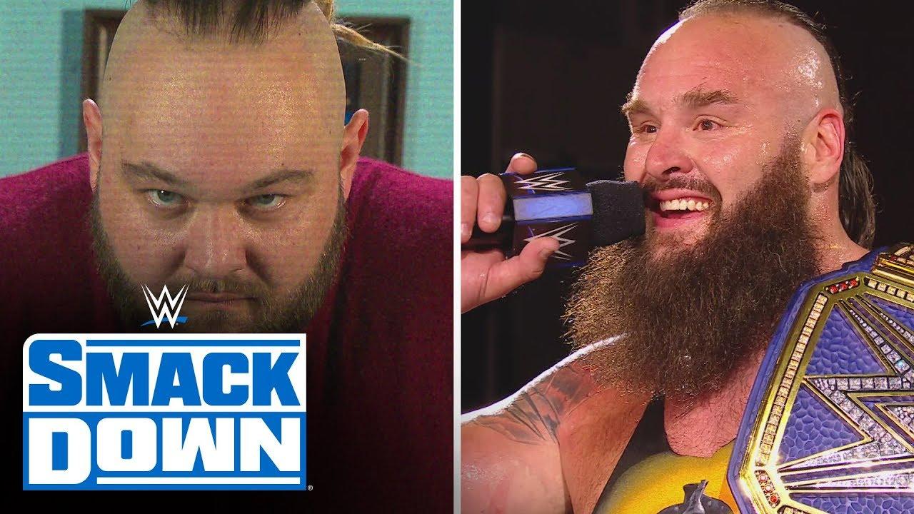 Braun Strowman ayuda al Orlando Health Braun Strowman vence a Bray Wyatt