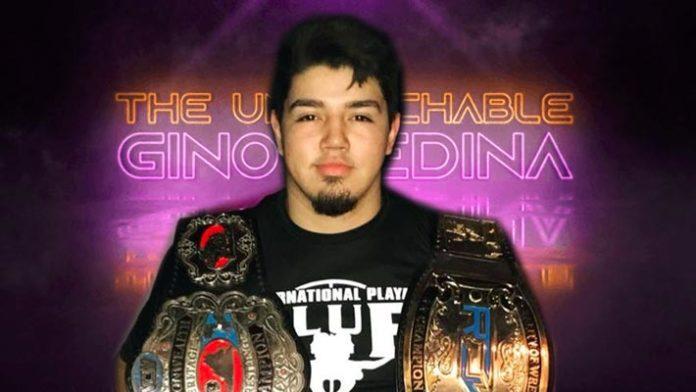 ¡El Intocable Gino Medina llega a MLW! 3