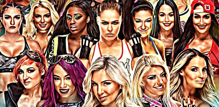 Evolution Divas Divas WWE