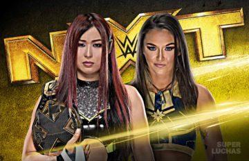 NXT 15 de julio 2020