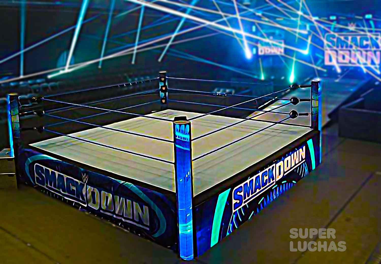 WWE SmackDown Performance Center