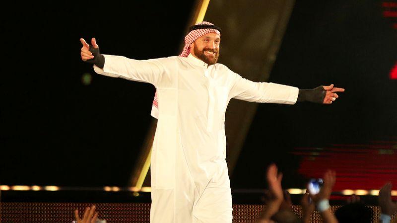 Tyson Fury Tyson Fury regresará a WWE