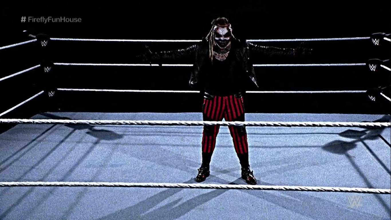 John Cena vs Bray Wyatt ... WTF!