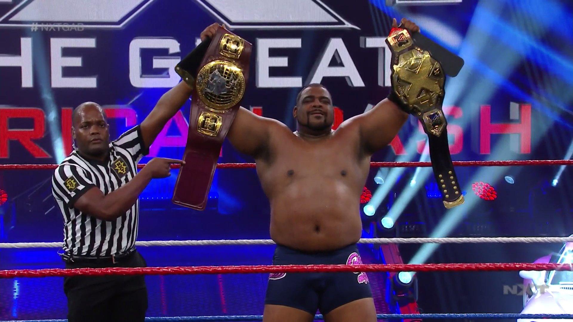 NXT y AEW