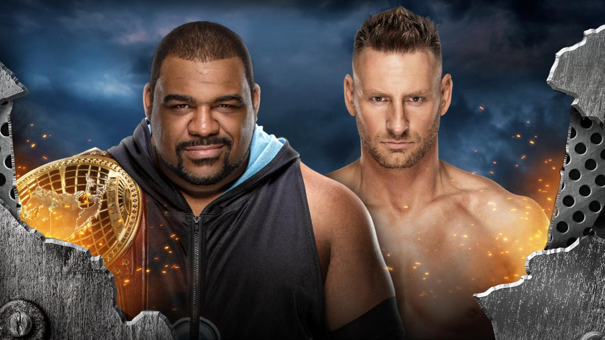 "Keith Lee vs. Dominik Dijakovic, the other WWE crusade against the ""indies"" 1"