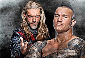 Edge vs. Randy Orton