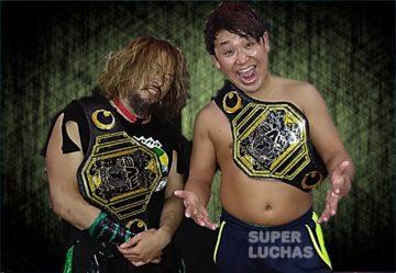 """2AW: """"Grand Slam in Samurai TV"""" Defensa del Título de Parejas 3"""