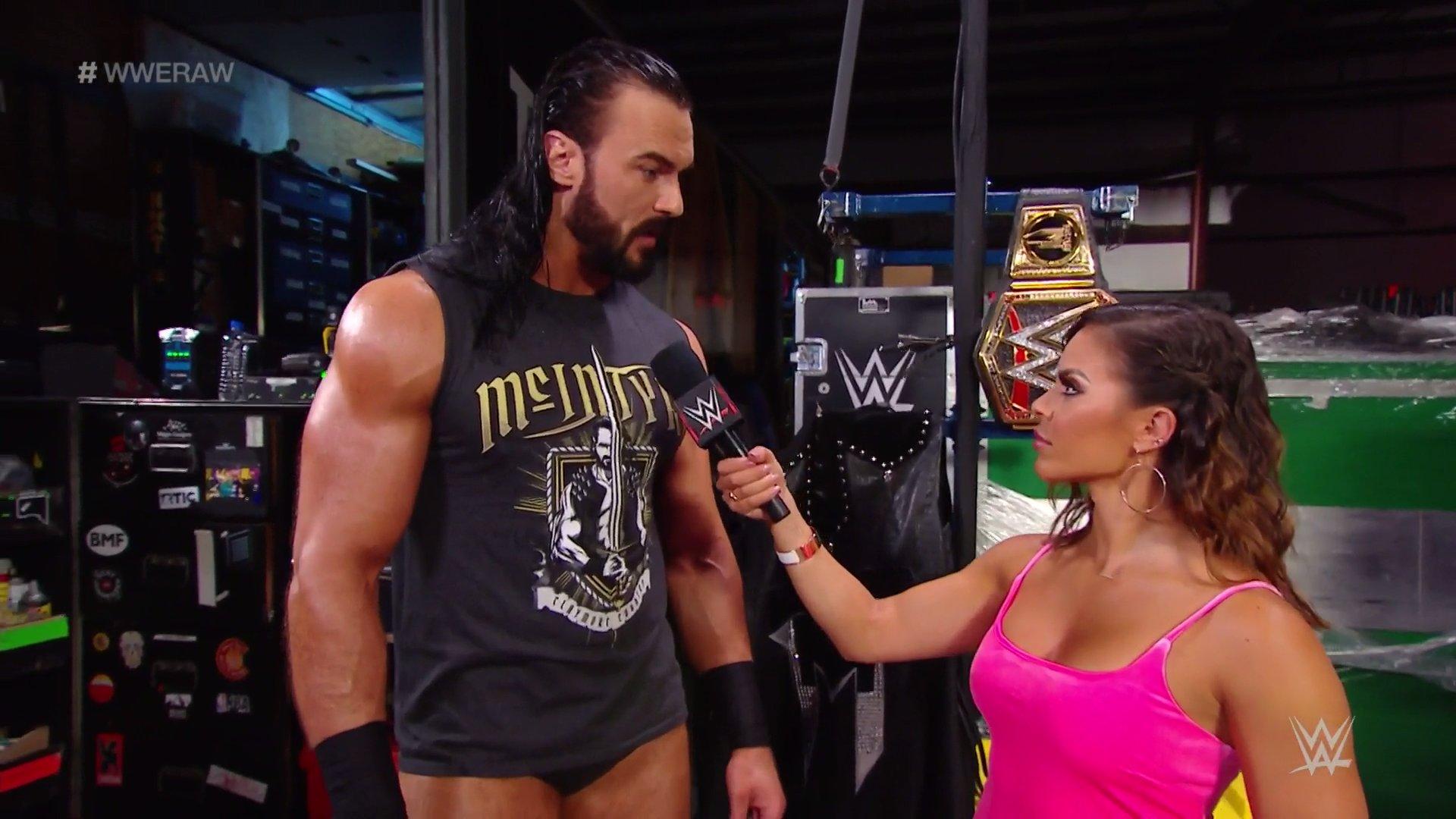 Previo WWE Raw 20 de abril 2020