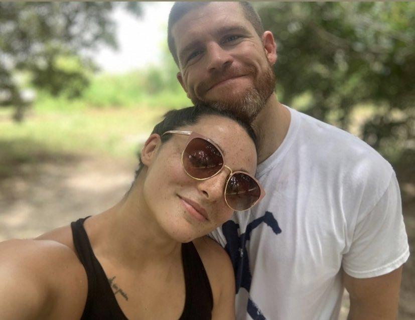 Deonna Purrazzo y Steve Cutler son novios / Instagram.com/DeonnaPurrazzo ¡Deonna Purrazzo y Steve Cutler son novios!