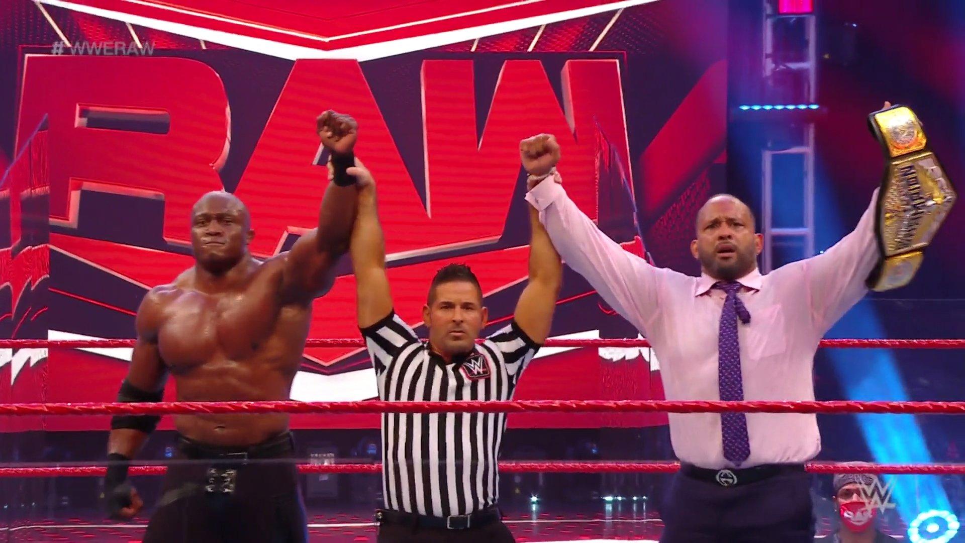 WWE RAW (6 de julio 2020) | Resultados en vivo | Duelo de campeonas 25