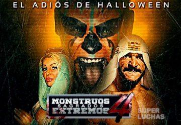 Monstruos Sagrados Extremos 4