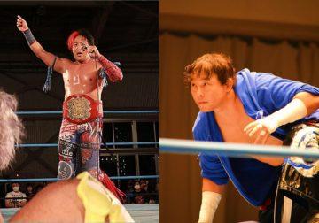 """AJPW: """"Summer Action Series 2020"""" TAJIRI y Yoshitatsu defienden sus títulos 1"""