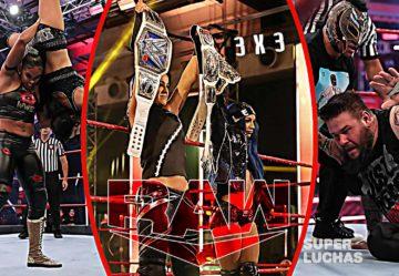 3 x 3: Lo mejor y lo peor de Raw 13 de julio 2020
