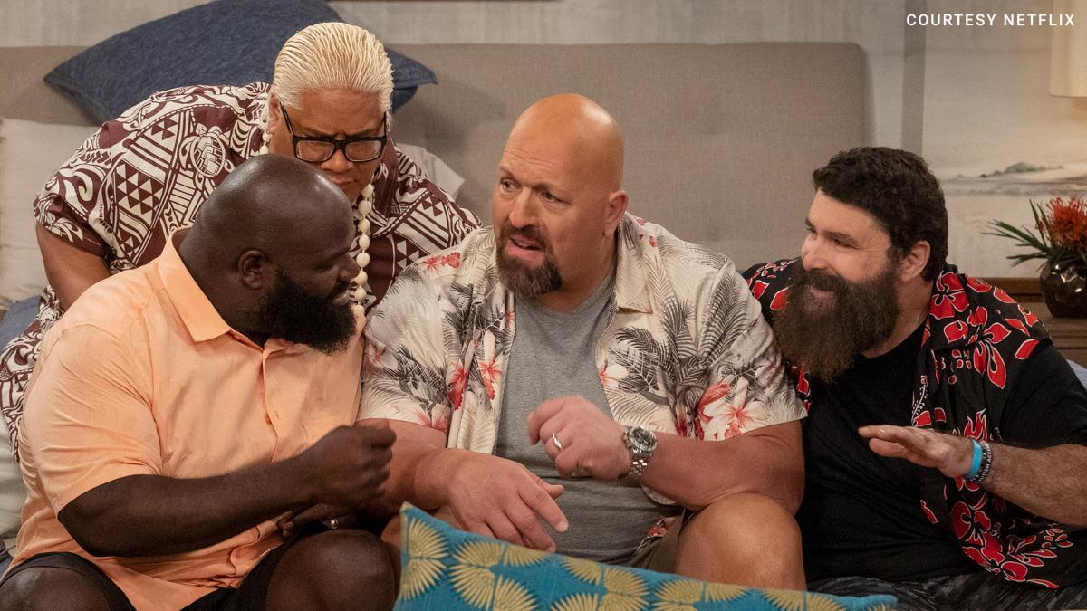 The Big Show Show: Primer tráiler de la serie de Netflix – Superluchas