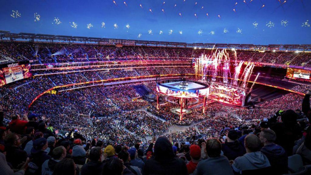 WrestleMania 35 at MetLife Stadium, New Jersey