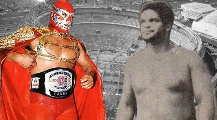 "Savio Vega: ""I remember in Mexico when I broke CANEK's mouth with a kick in the Bullfight"" 1"