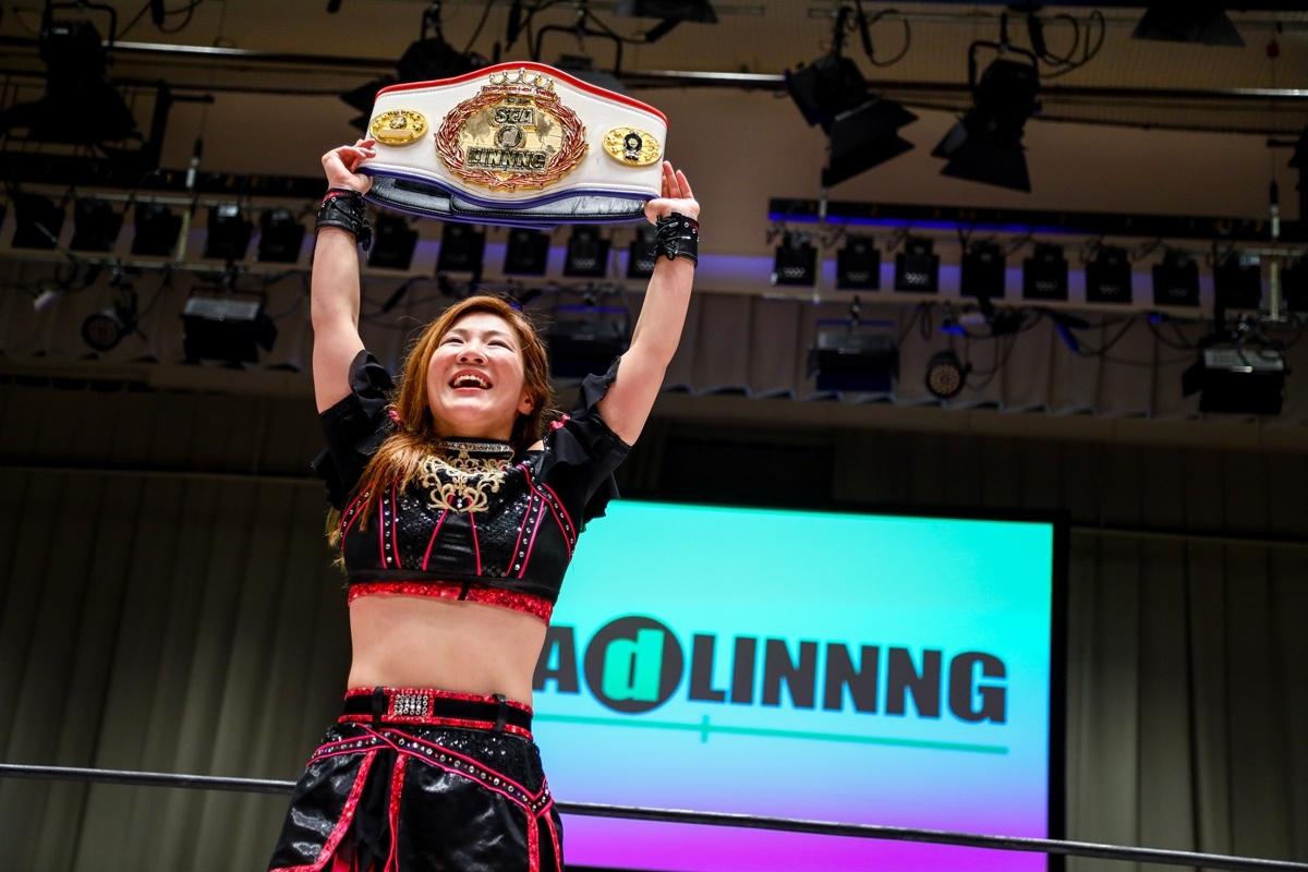 """SEAdLINNNG: """"New Leaf"""" Arisa Nakajima, máxima reina 2"""
