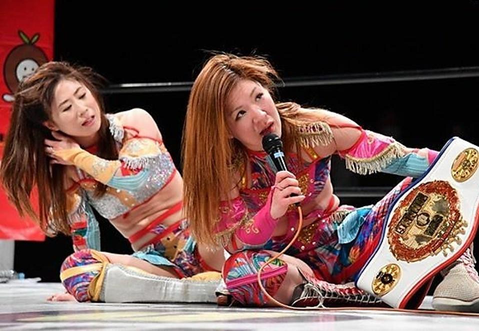 """SEAdLINNNG: """"Shinkiba Night!"""" Las Fresa dominan a Best Friends 1"""