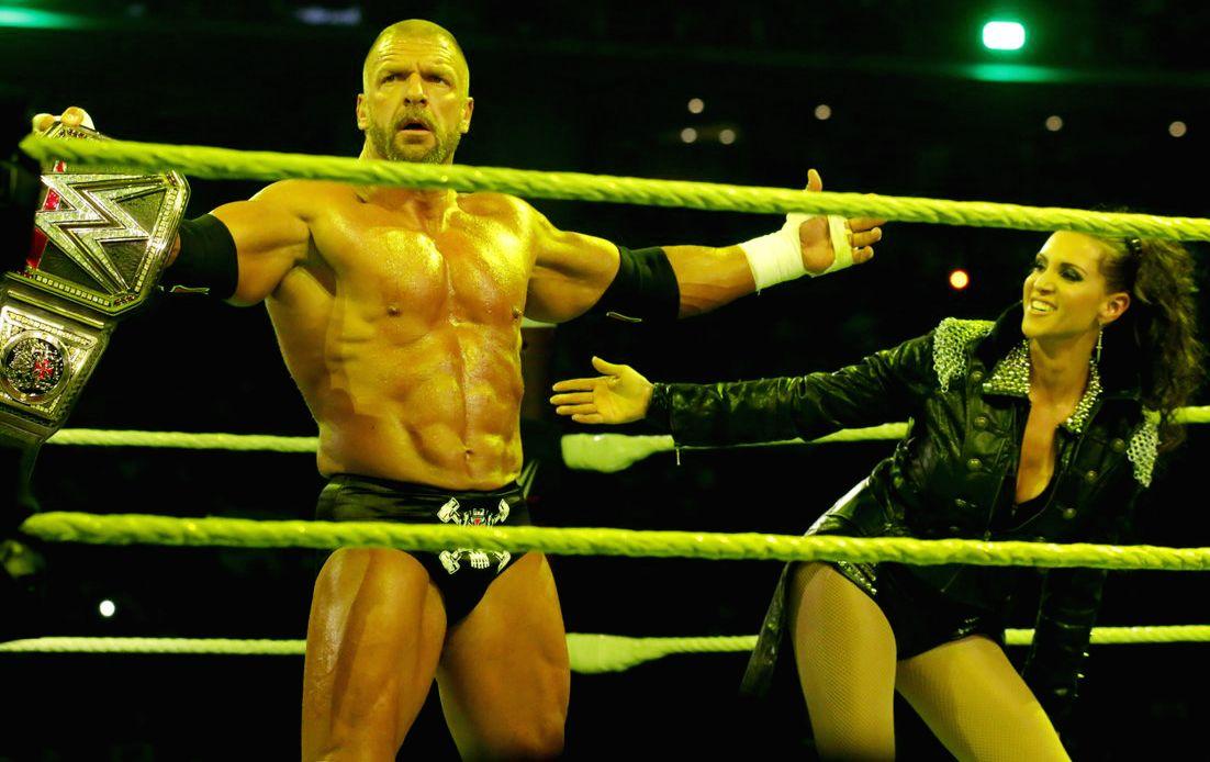Celebración de Triple H