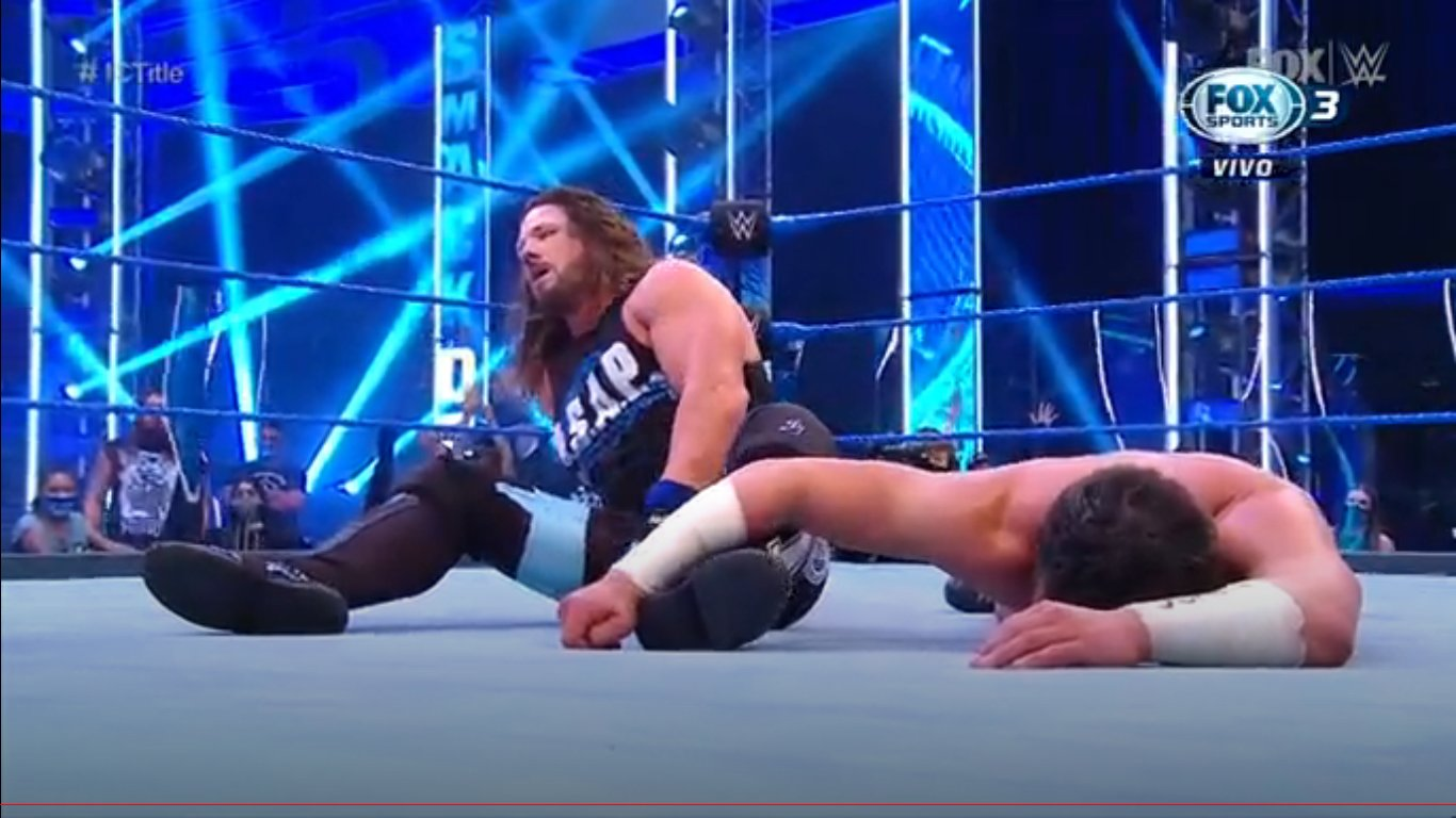 SmackDown 3 de julio 2020
