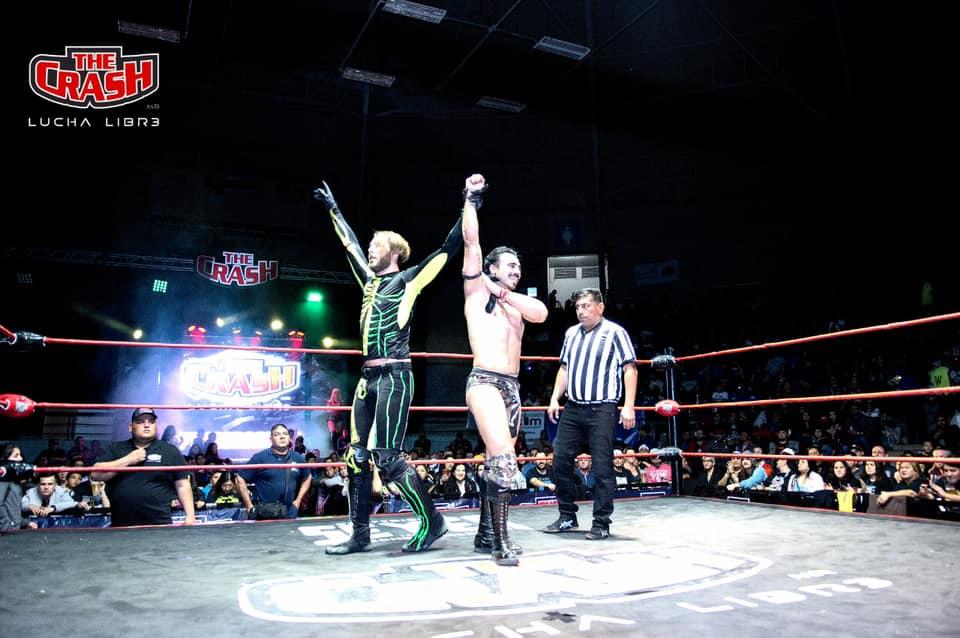 The Crash: Los Hermanos Trauma se coronan campeones 4