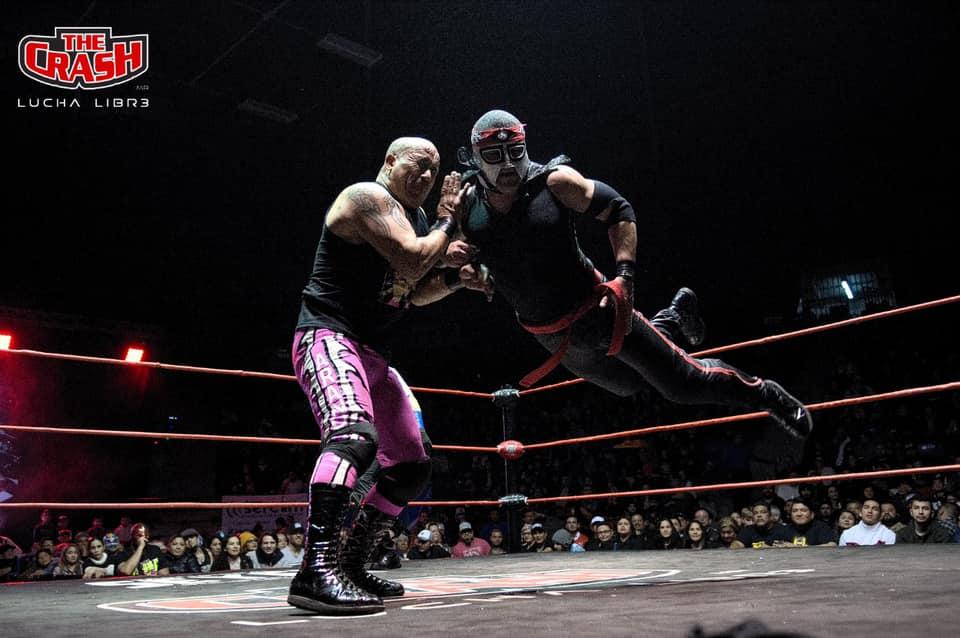 The Crash: Los Hermanos Trauma se coronan campeones 3