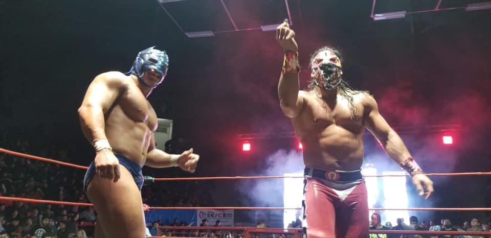 The Crash: Los Hermanos Trauma se coronan campeones 5