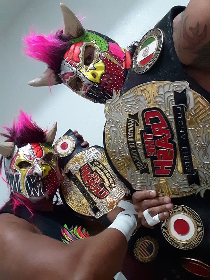 The Crash: Los Hermanos Trauma se coronan campeones 6