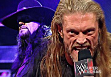 Edge y The Undertaker