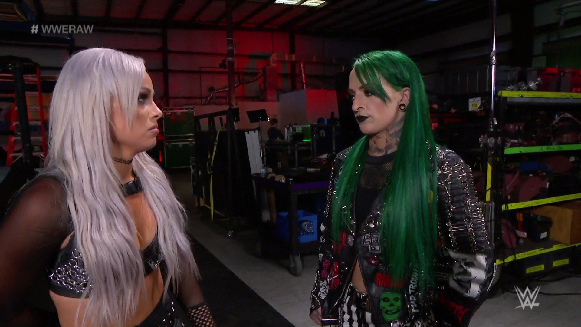 Liv Morgan y Ruby Riott se reúnen en WWE Raw (22/06/2020) / WWE Liv Morgan ya no será estrella en WWE
