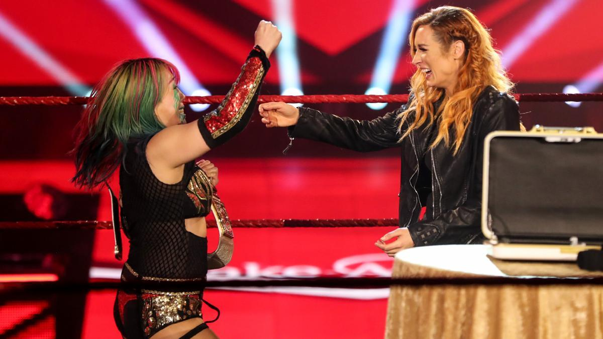 Becky Lynch iba a tener este combate en Money in the Bank 2020 – Superluchas