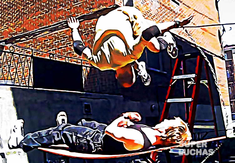 El futuro del Backyard Wrestling: Las luchas ...
