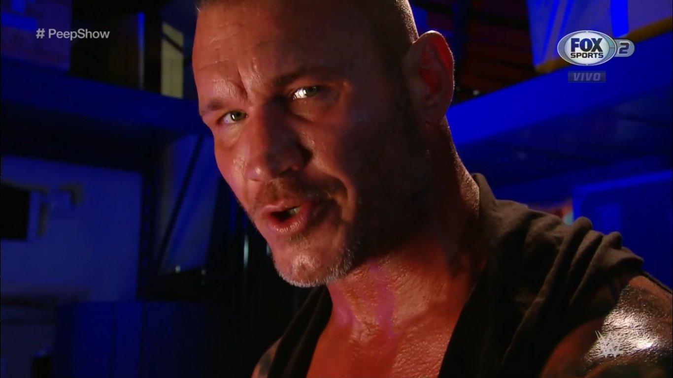 Randy Orton acalla a los críticos