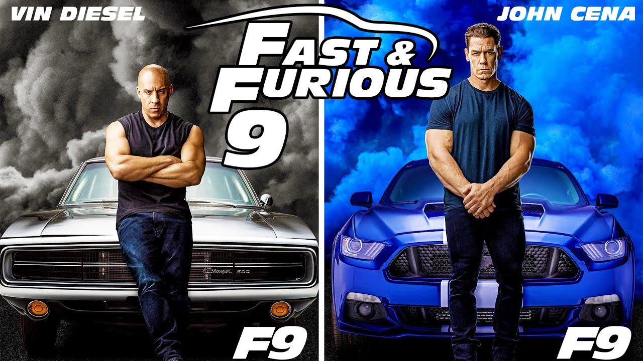 Fast and Furious 9 John Cena