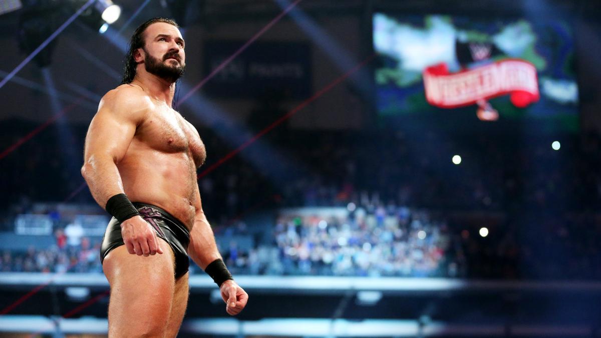 Drew McIntyre vs Tyson Fury