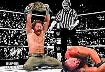 Samy Zayn vs. Braun Strowman