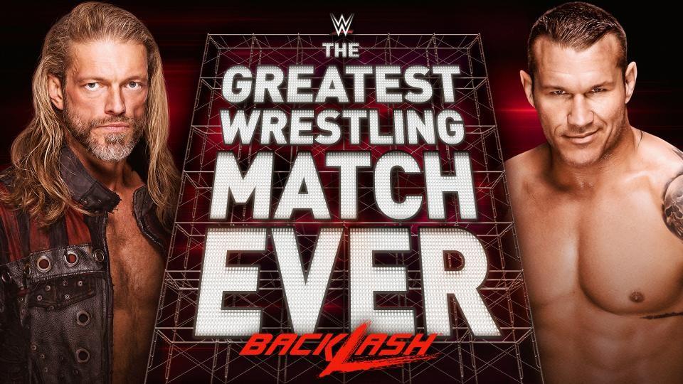 Edge se lesionó en Backlash