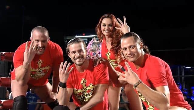 The Kingdom ROH