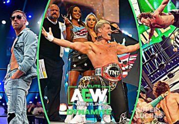 3 x 3: Lo mejor y lo peor de AEW Dynamite 12 de agosto 2020
