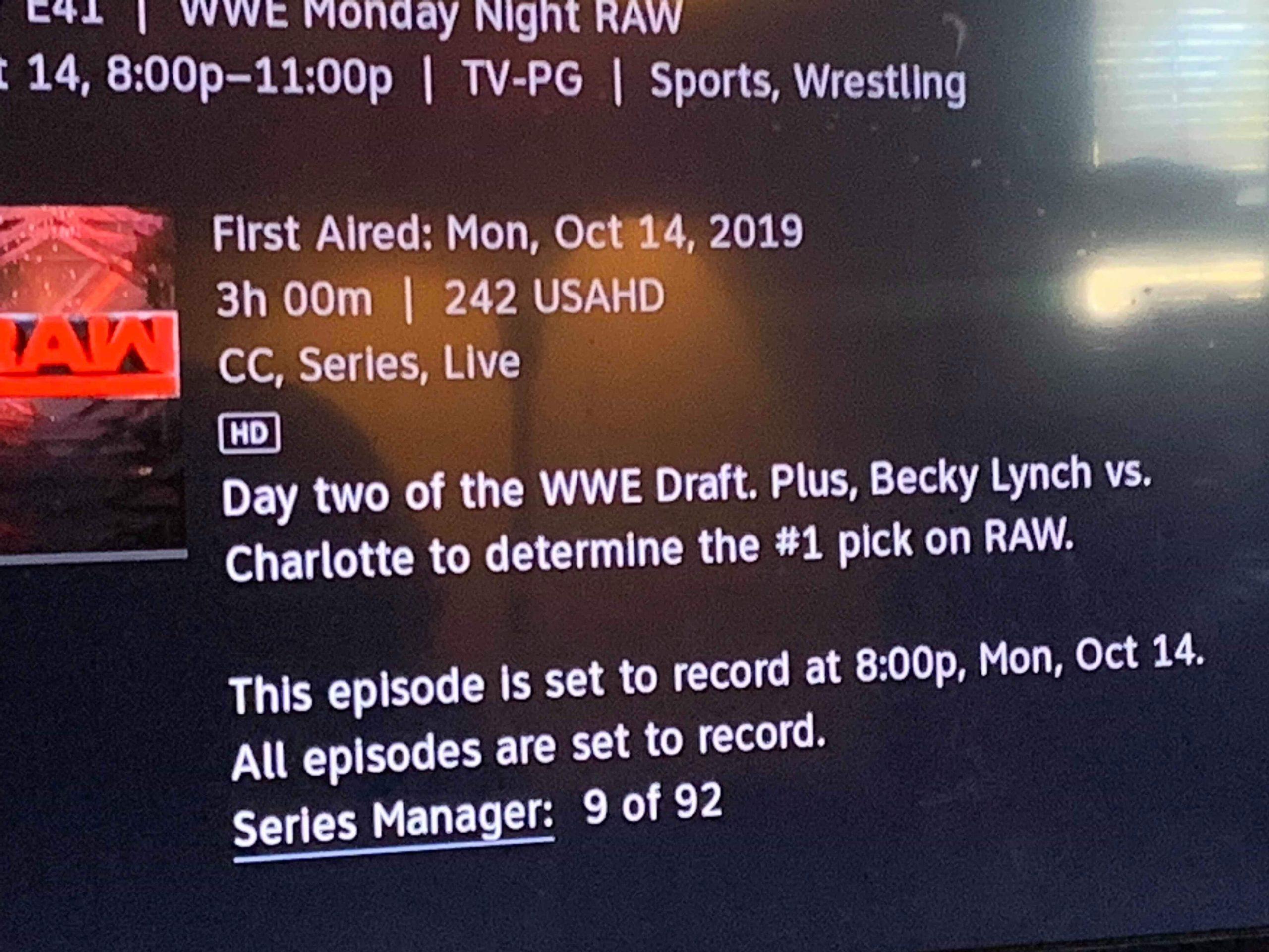 Becky Lynch vs Sasha Banks cancelada para la última noche del WWE Draft 2019 en Raw